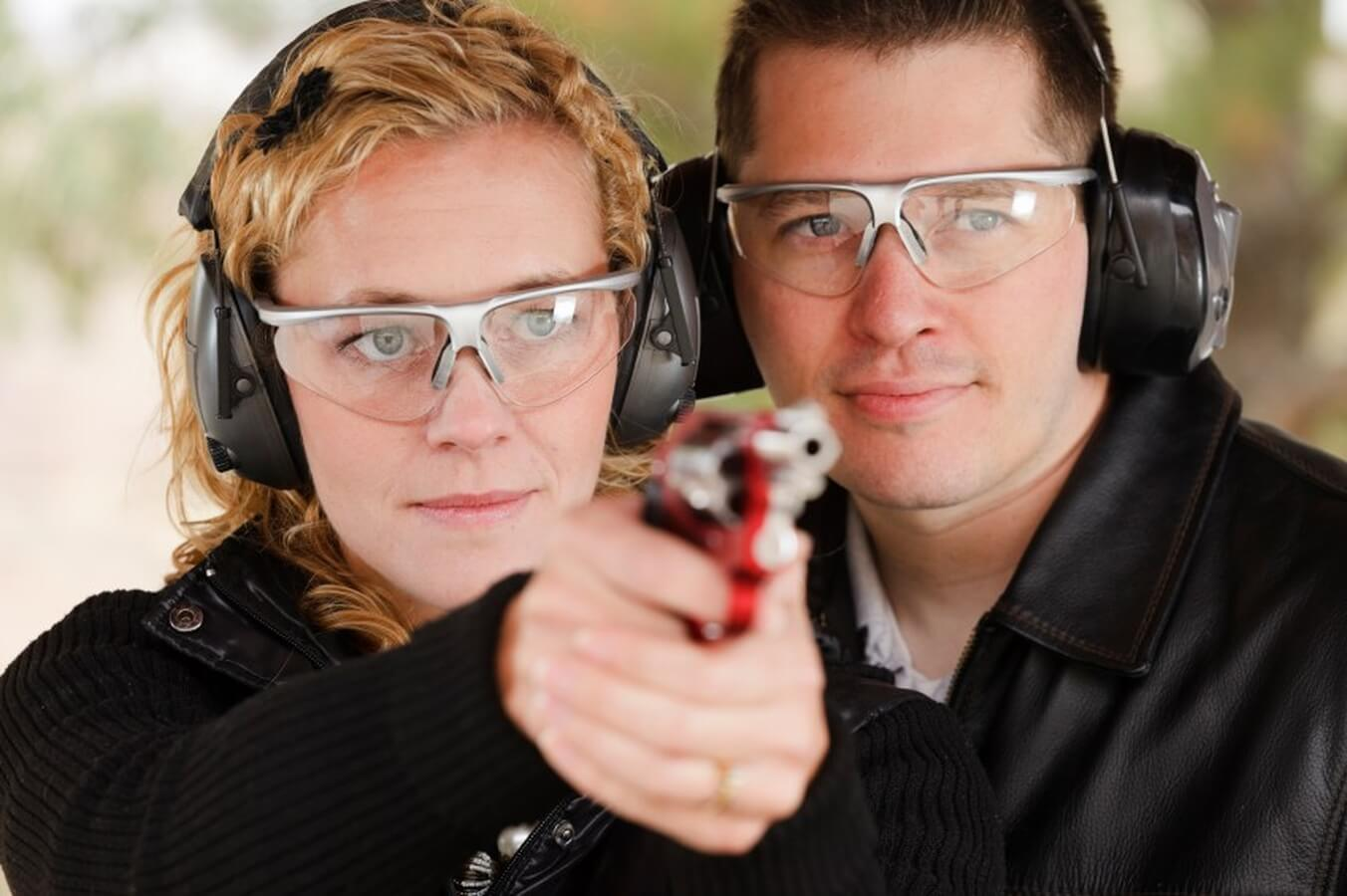 Beginner Pistol Classes