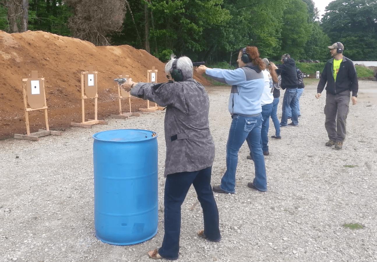 Beginner Pistol Class 4