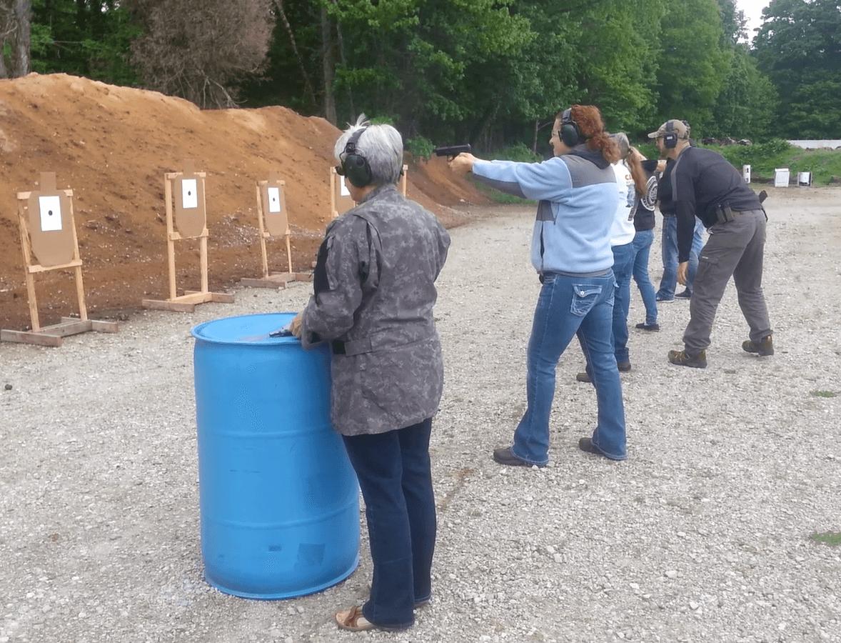 Beginner Pistol Class 5