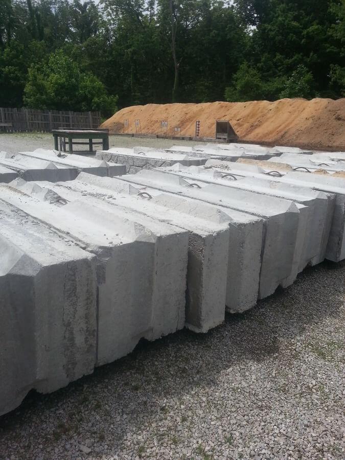 Concrete Soldiers