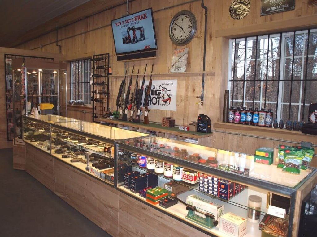 Deputy Big Shot Gun Shop
