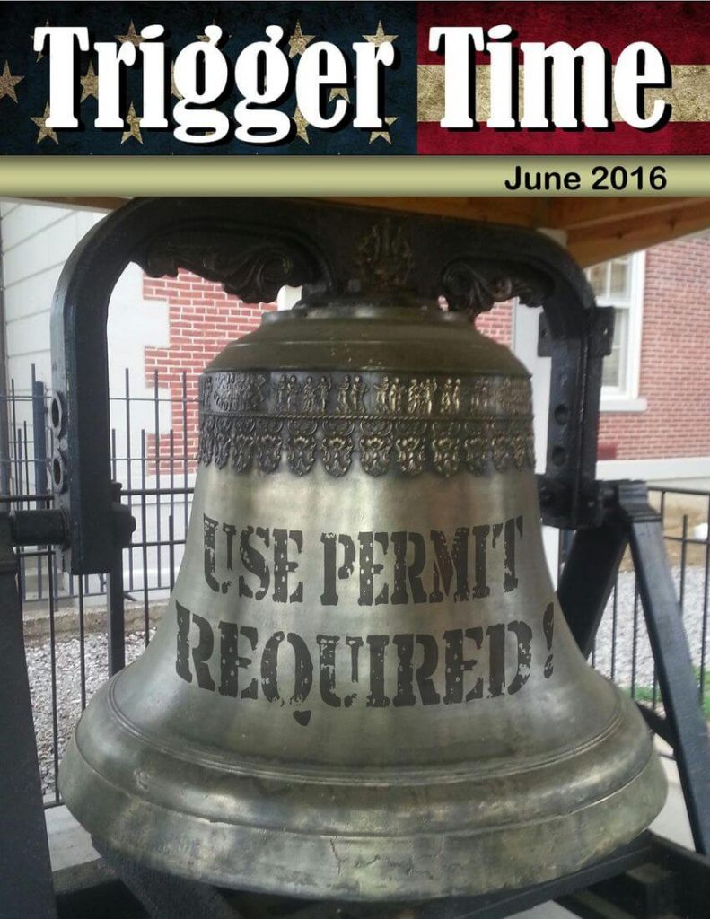 Chained County Liberty Bell
