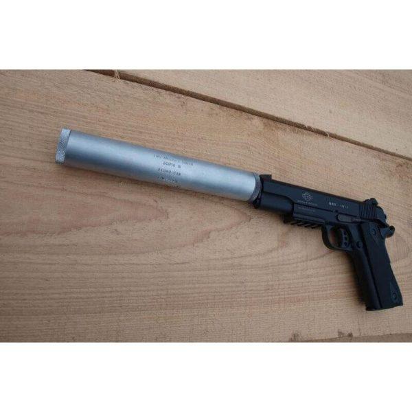 TWS 22 LR Suppressor